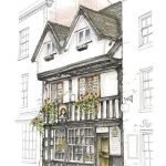 New Street Worcester