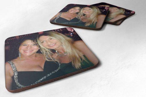 Custom Photo Coaster