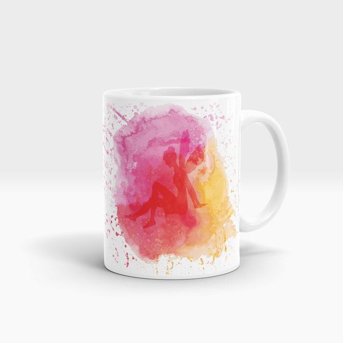 fairy art mug design