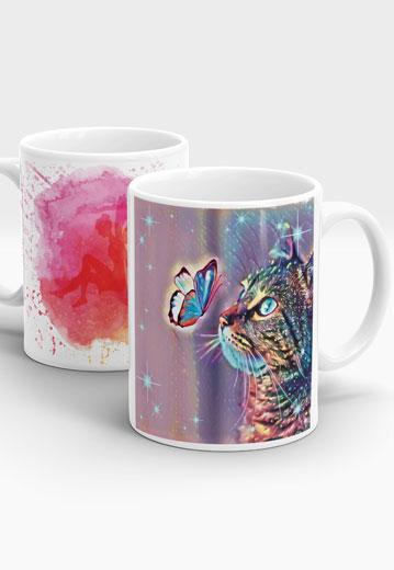 custom printed mug designs