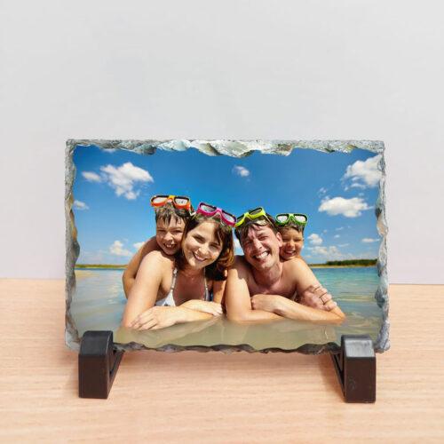 printed custom photo slate