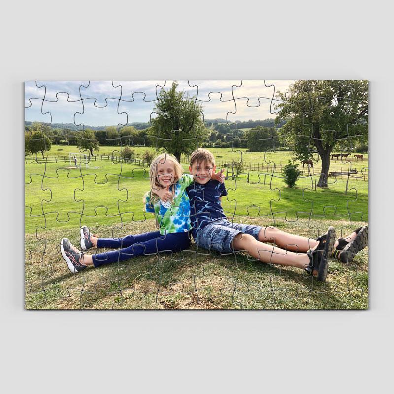 custom photo jigsaw puzzle print