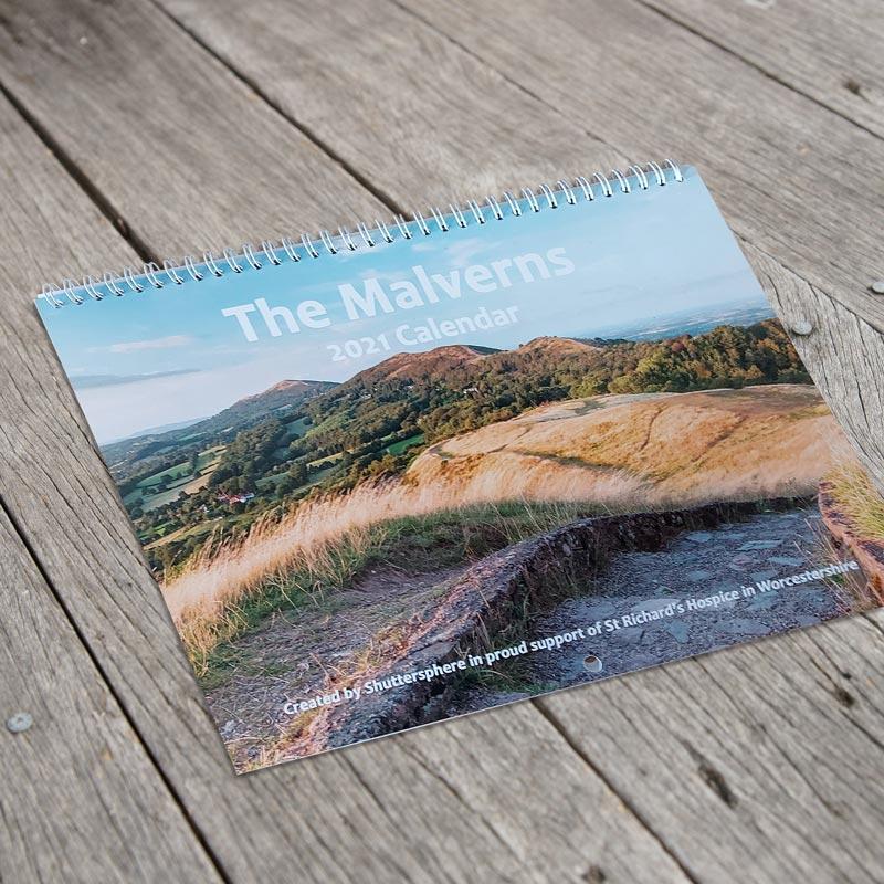 Malvern Hills calendar