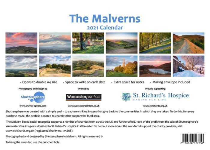 The Malverns Calendar