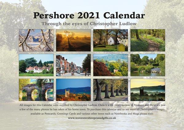 Pershore Calendar