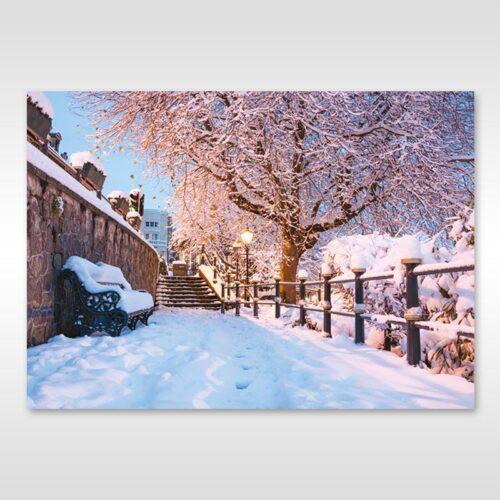 Great Malvern Snow