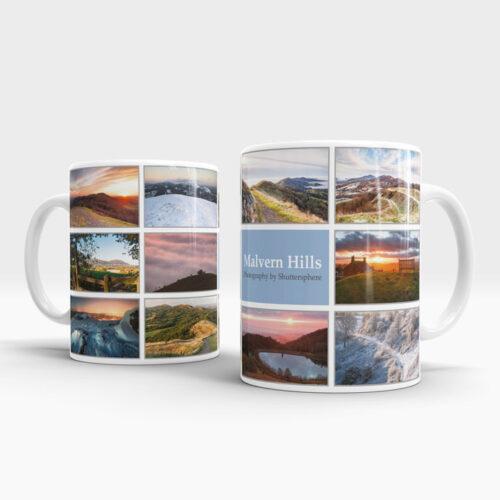 Malvern Hills photo Mug design